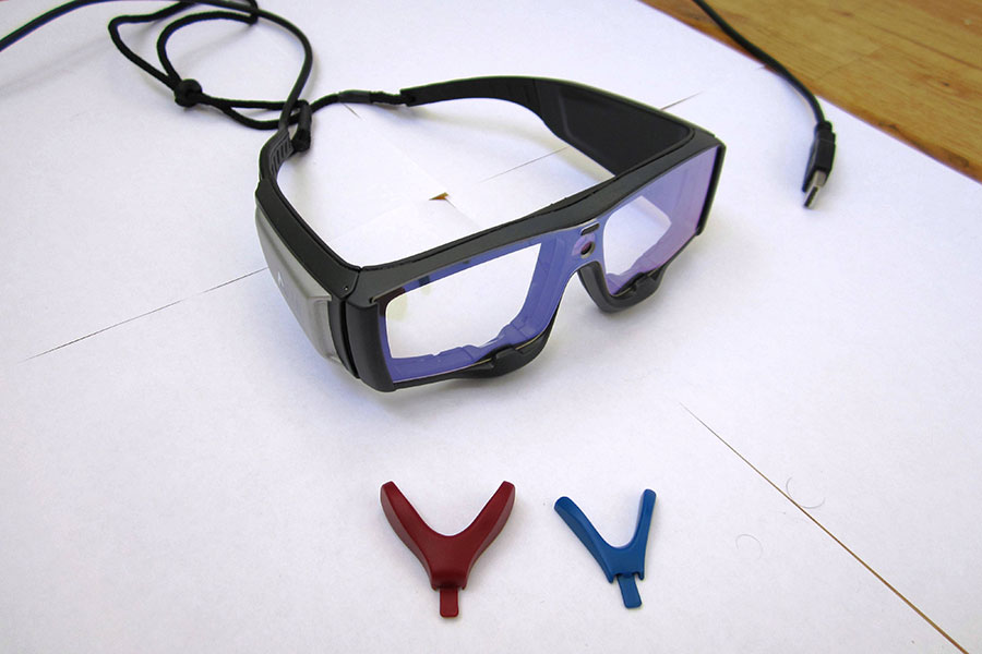 EyeTracking Spectacles