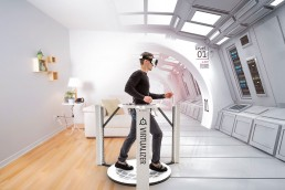 Omnidirectional Treadmills
