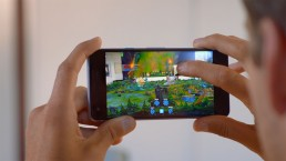 ar games mobile