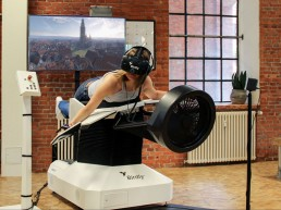 vr fitness machine