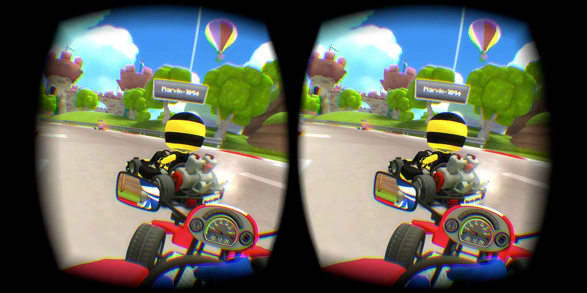 vr game racing